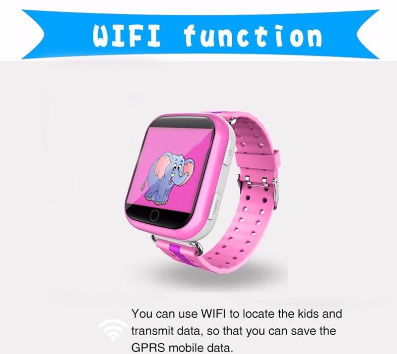 E1222 Q750 Smart Watch GPS-11
