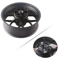 Rear Wheel Rim Black Motorcycle 1PCS For Honda CBR1000RR 2012 2014 2013