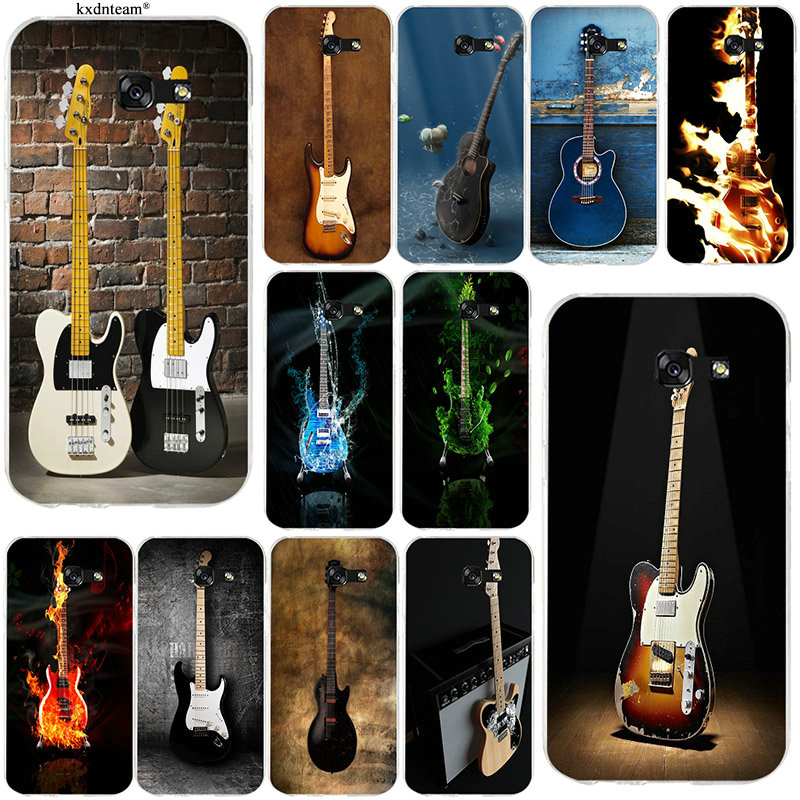Frugal Lover Gift Cool Drums Guitar Music Soft Tpu Phone Cases For Samsung Galaxy Note 2 3 4 5 8 S2 S3 S4 S5 Mini S6 S7 S8 S9 Edge Plus Phone Bags & Cases