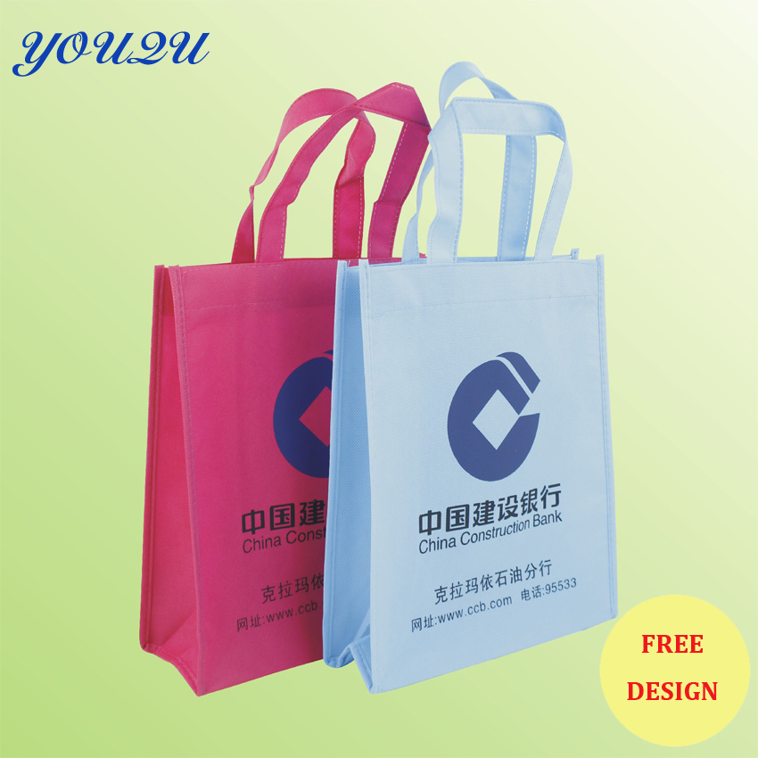 Customized non woven gift bag,non woven shopping bag, non woven fabric bag+ escrow accept