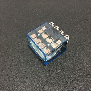 Image 4 - 5 sets LY4NJ HH64P DC 12V 24V 110V 220V AC Coil Power Relay General Purpose Miniature Relays 14 Pins 10A with PTF14A Socket Base