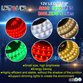 12V LED Strip 5630 Light 60pcs/M 8.64W/M 5M 300 LED Flex Tape Waterproof IP20 IP65 Superbright LED Strips Anywhere Indoor CE FCC