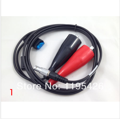NEW Power Cable with fuse for leica Leica SR-530 GPS Surveying цена