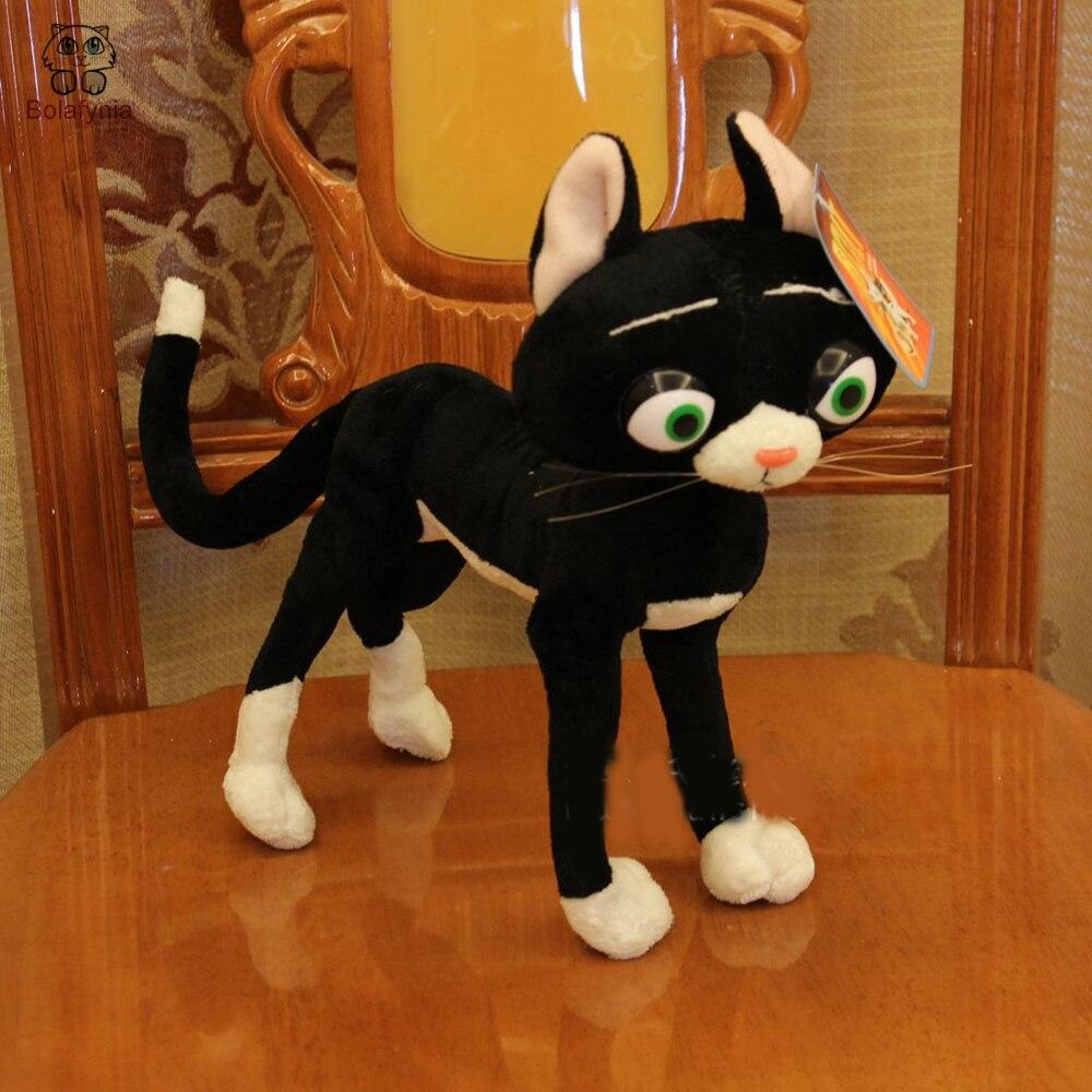 BOLAFYNIA Lightning kitty cat doll cat plush toy doll birthday Christmas gift children Stuffed toy