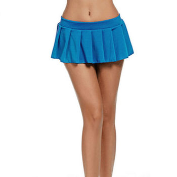 Fashion Brand Newest Women Micro Mini Bodycon Dance Party Clubwear Skirt Metallic PU Leather Solid Sexy Hot Skirts 1