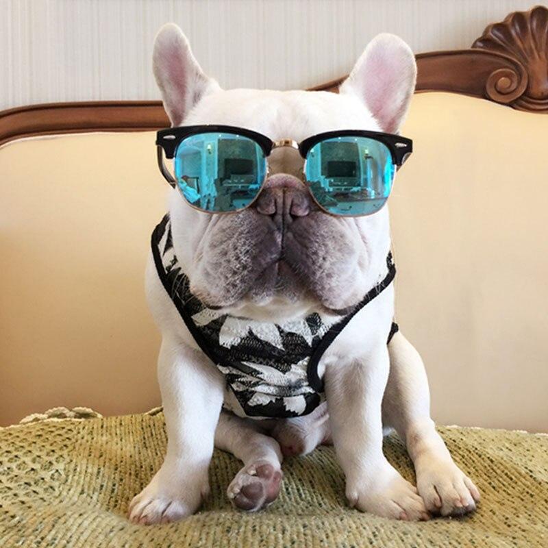 Французский бульдог кокосовой пальмы Узор Жилет Одежда для собак для маленьких собак чихуахуа Костюмы Cool дышащий жилет для мопса одежда