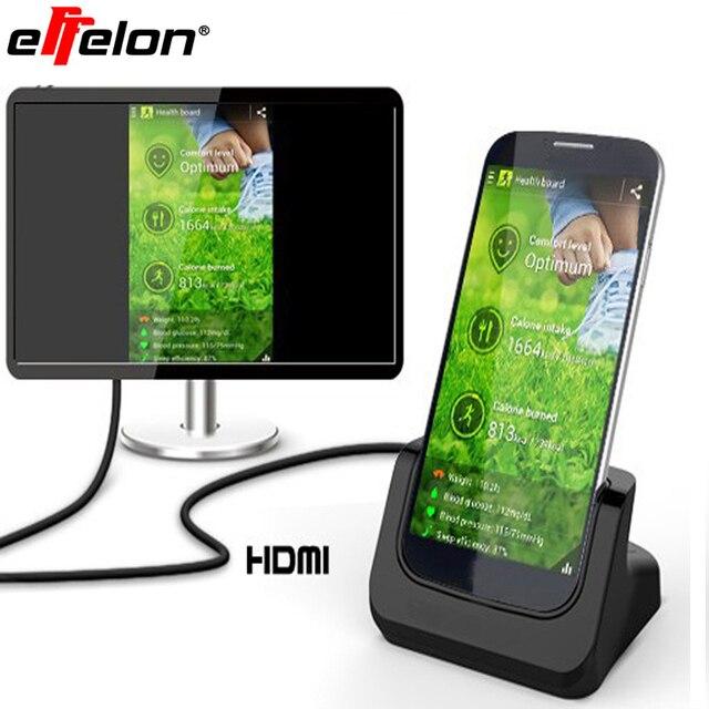 Effelon S4 HDMI Docking Station Charging Cradle For Samsung Galaxy ...