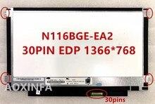Free shipping N116BGE-E32 N116BGE-EA2 N116BGE-E42 N116BGE-EB2 LCD B116XTN01.0 Screen EDP LCD monitor