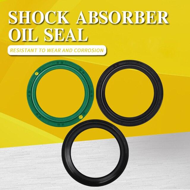 41*53*8/10 5 Motorcycle Front Fork Damper Oil Seal and Dust seal For Suzuki  SV650 GSR750ZA VZ800Zr GSF600 Bandit 600 GSXR750