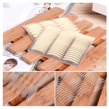 1056pcs Makeup Eyelid Tape Sticker Big Eyes Eyelid Stripe Decoration Invisible Strong Adhesive Double Eye Tape Tools