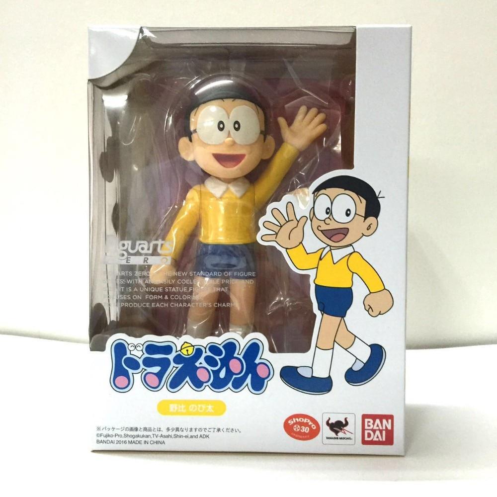 (IN STOCK) TOY Japan Anime Genuine. Bandai F.ZERO Doraemon Nobita Nobi
