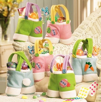 3pcs suspender design easter candy bag easter baskets for kids 3pcs suspender design easter candy bag easter baskets for kids gifts festival new year craft supplies negle Choice Image