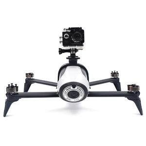 Image 2 - Con vẹt bebop 2 Drone cơ thể Mở Rộng Khung Giá Cho Gopro Anh Hùng 3/4/5/6/7 Hành Động 360 Độ VR Máy Ảnh Núi Chủ parrot Acce