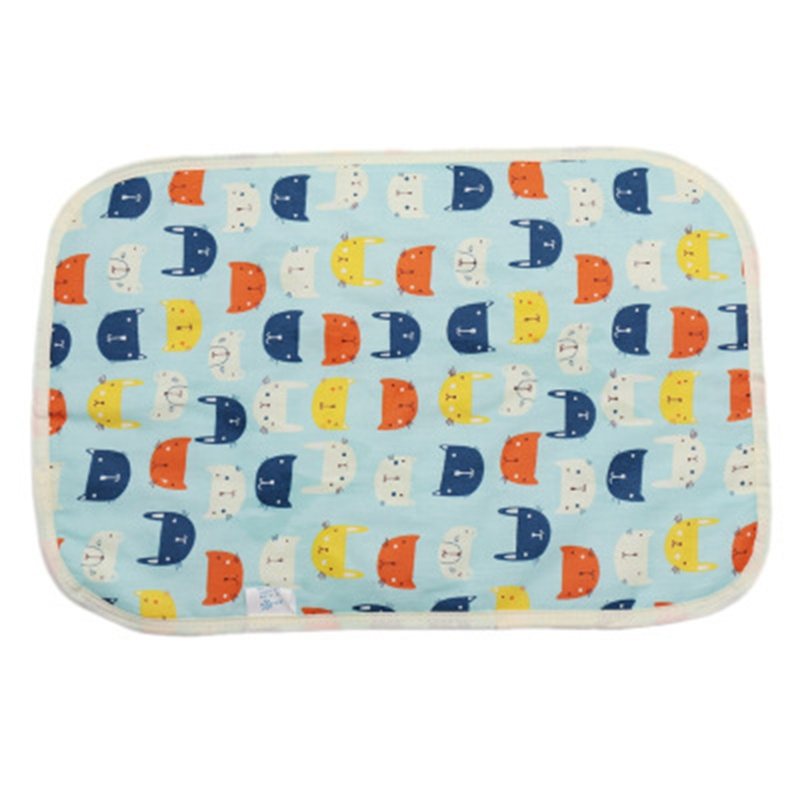 Mother & Kids Changing Pads & Covers Soft Convenient Fashion Baby Changing Mat Foldable Compact Waterproof Menstruation Mattress Reusable Change Pad