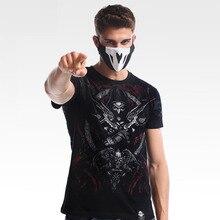 Quality OW DVA Hanzo Gengi Reaper T-shirt 3D Black Oni Gengi Mercy Tee Tshirt Watch Over Game Reinhardt Roadhog Hero Tee Shirt
