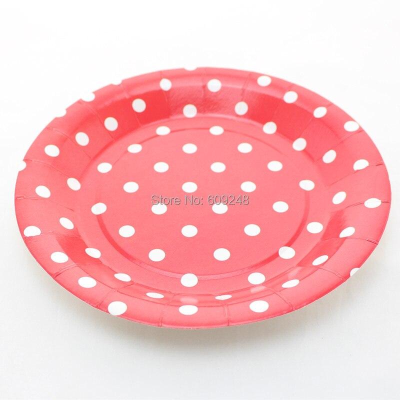 Polka Dot Party Supplies & Polka Dot Decorations