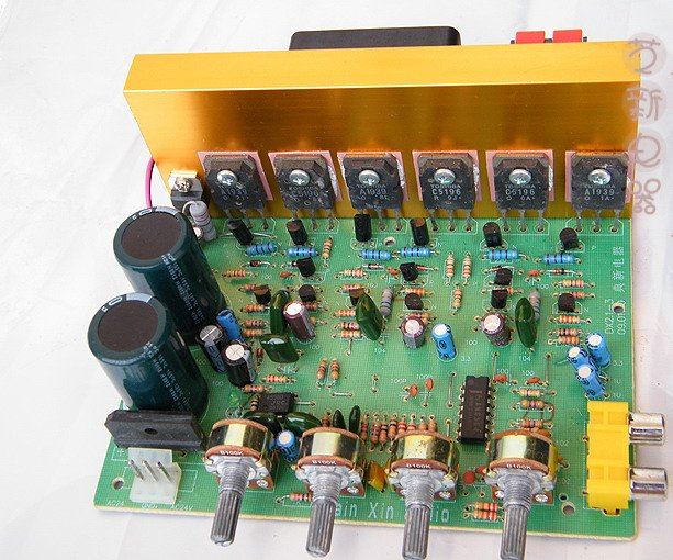 2 1 Channel Power Amplifier Pcb Board Hi Fi Car Audio