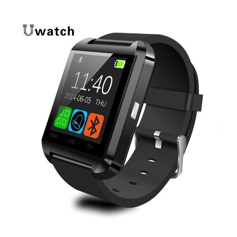 ZAOYI Bluetooth Smart Watch U8 BT notification Anti Lost font b smartwatch b font for Apple