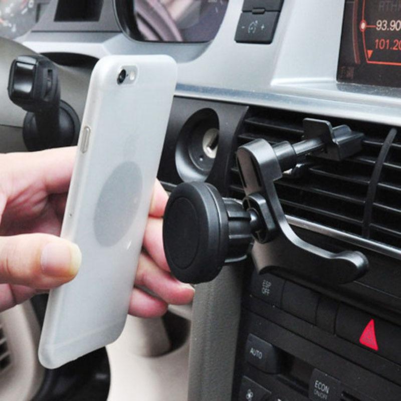 Universal Magnetic Car <font><b>Phone</b></font> <font><b>Holder</b></font> Support for Mobile Hand <font><b>Phone</b></font> iPhone 6 6s Car Air <font><b>Vent</b></font> Mount Magnet <font><b>Holder</b></font> Stand for Samsung
