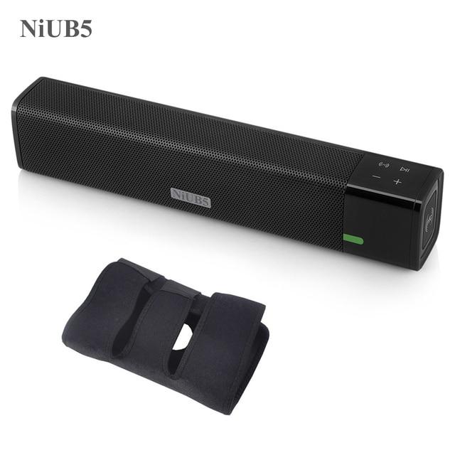 20 Вт altavoz bluetooth portatil niub5 n1000 maxxaudio super bass сабвуфер беспроводной связи nfc мощный портативный bluetooth колонки