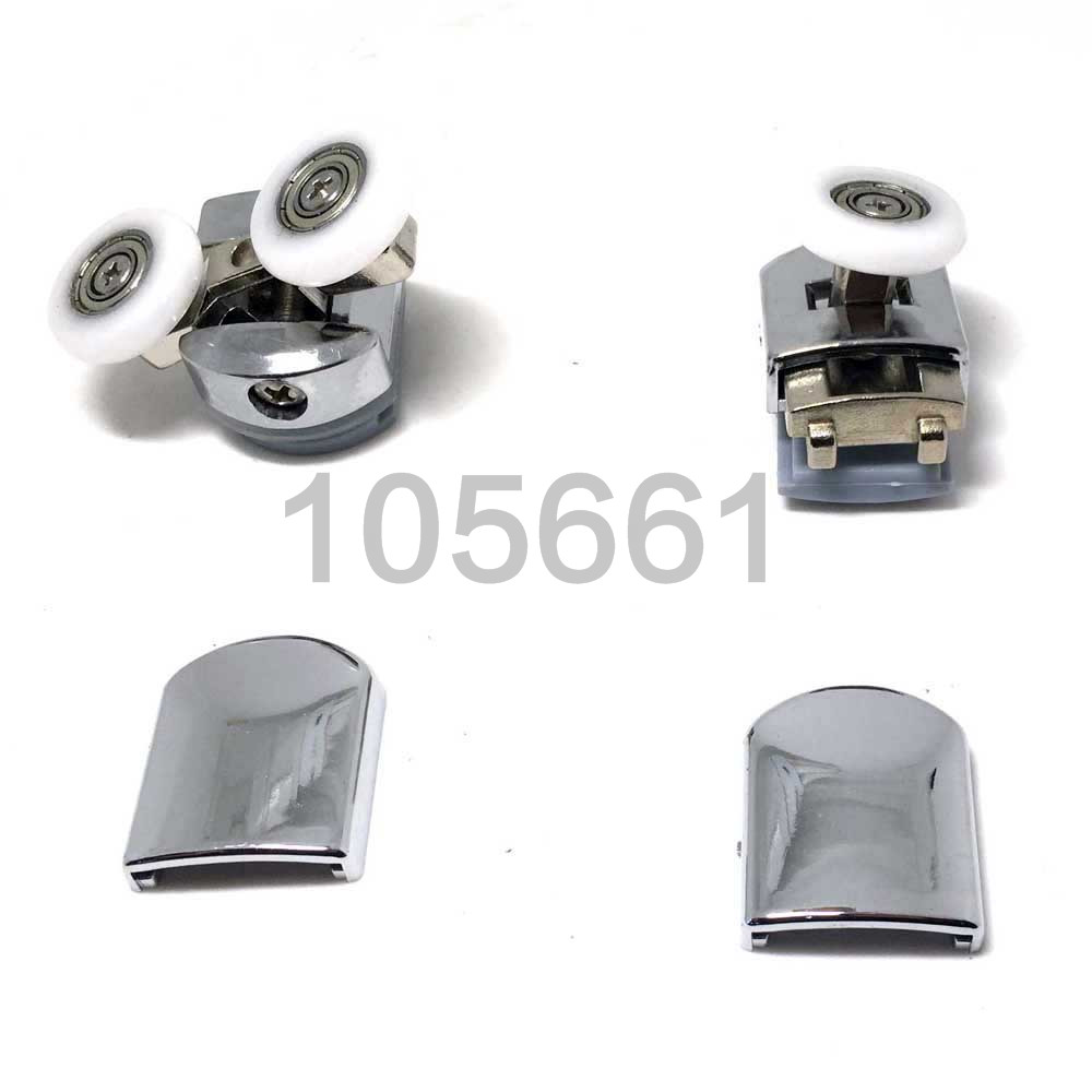 8 Shower Door Rollers / Wheels / Runners / PulleysCY-908AB D=25mm