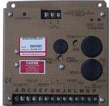 speed control ESD5550E generator diesel governor