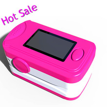 HOT SALE Rosered New Color OLED Fingertip Pulse Oximeter Audio Alarm & Pulse Sound - Spo2 Monitor Finger Pulse Oximeter