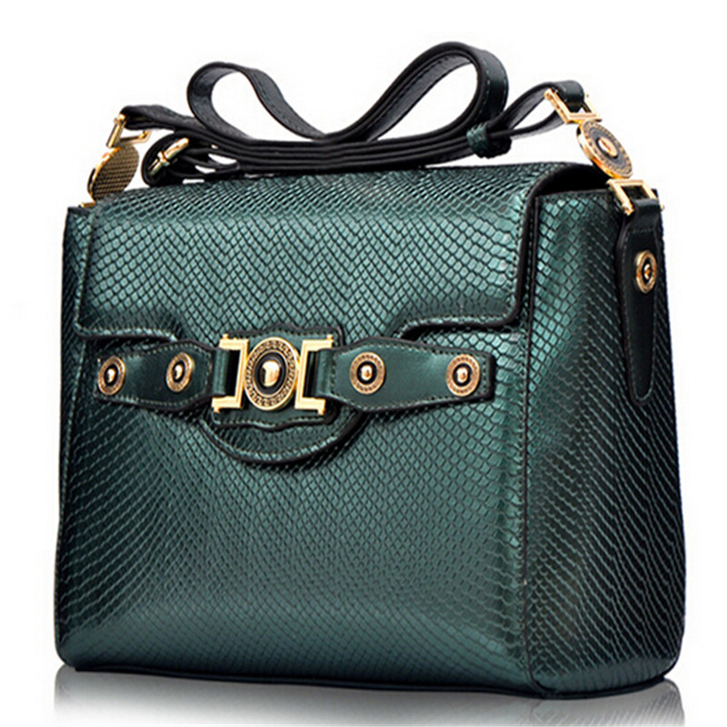 2017 Brand New 100% Genuine Leather Bag Fashion Women Leather Handbags Casual Women Handbags Women Messenger Bags SALE 2017 new 100