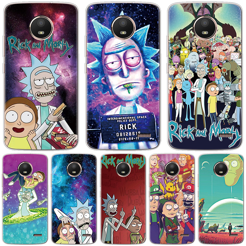 rick and morty whimsy luxury case for coque motorola moto. Black Bedroom Furniture Sets. Home Design Ideas