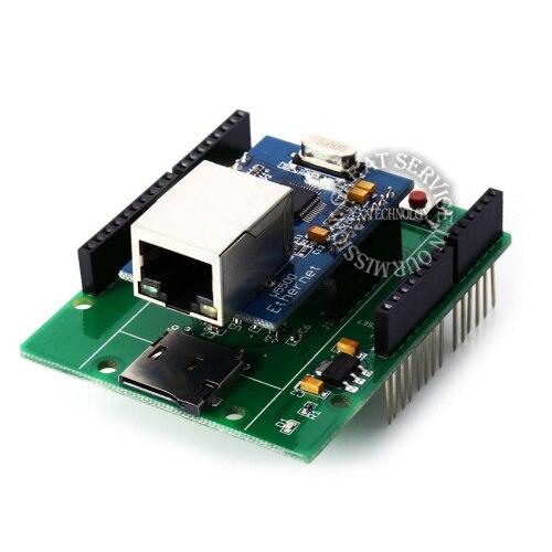 W5500 Ethernet placa de desenvolvimento W5100 SPI para Ethernet TCPIP Hardware para