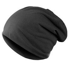 Женщины Мужчины Моды Конфеты Цвет Крышки Хип-Хоп Зима Теплая Вязания Шапочки Hat