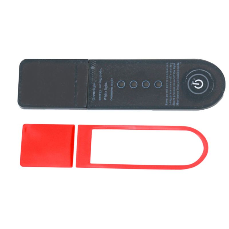 Fee Shipping Dashboard Cover Replacement For Xiaomi M365 Scooter Electric Panel Control ABS