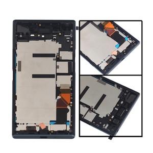 "Image 3 - AAA 5.5 ""LCD עבור Sony Xperia XZ פרימיום G8142 E5563 LCD צג Digitizer עצרת זכוכית עבור Sony Xperia XZP תצוגת LCD צג"