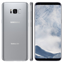 "Original Samsung Galaxy S8 Plus 4G LTE Octa core Mobile phone 4G RAM 64G ROM 6.2"" 12.0MP Fingerprint 3500mAh Smartphone"