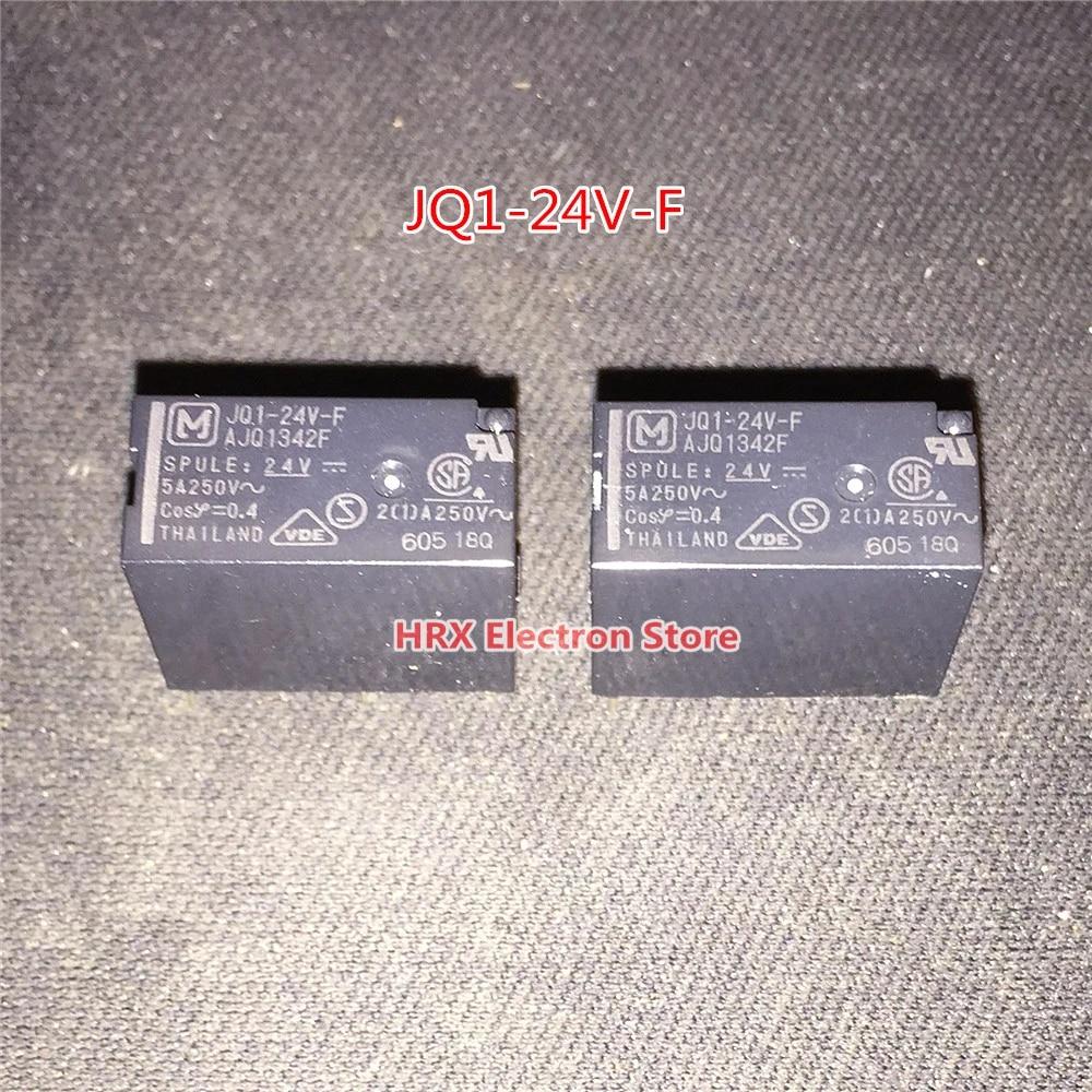 environ 1.52 m 5 A DC12V AJQ1341F relais de puissance Original 5PCS JQ1-12V-F 5 FT