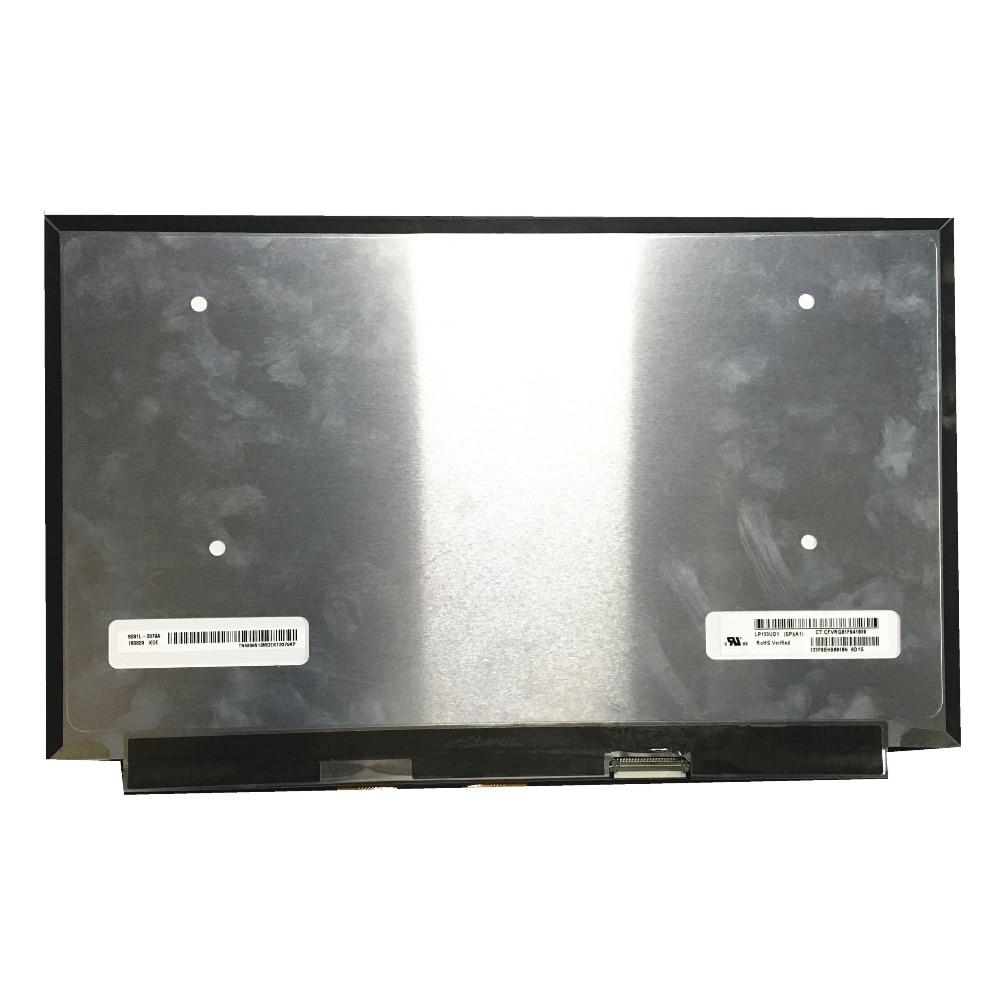 LALAWIN LP133UD1-SPA1 LP133UD1 SPA1 LP133UD1 SPA2 13.3 Laptop LCD Screen Matrix IPS 4K UHD 3840*2160 EDP 40 PinsLALAWIN LP133UD1-SPA1 LP133UD1 SPA1 LP133UD1 SPA2 13.3 Laptop LCD Screen Matrix IPS 4K UHD 3840*2160 EDP 40 Pins