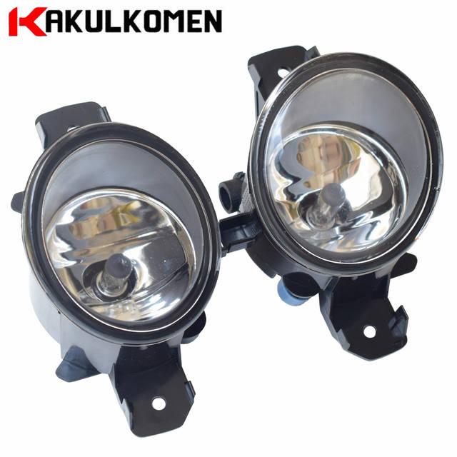 US $8 39 40% OFF Halogen Fog Light 12V DRL Fog Lamp For Nissan Dualis J10  JJ10 2007 2015 High Brightness Fog Lights Lamps-in Car Light Assembly from