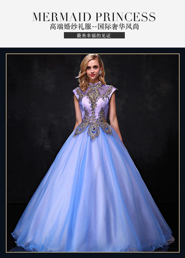 100% real blueviolet crystal rhinestone beading flower medieval ...