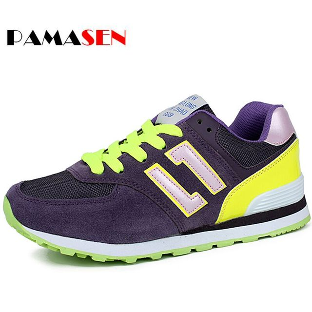 2017 New Arrivals Mixed Spring Summer Zapato Women Breathable Mesh Zapatillas Shoes For Women Outdoor Walking Soft Casual Shoes