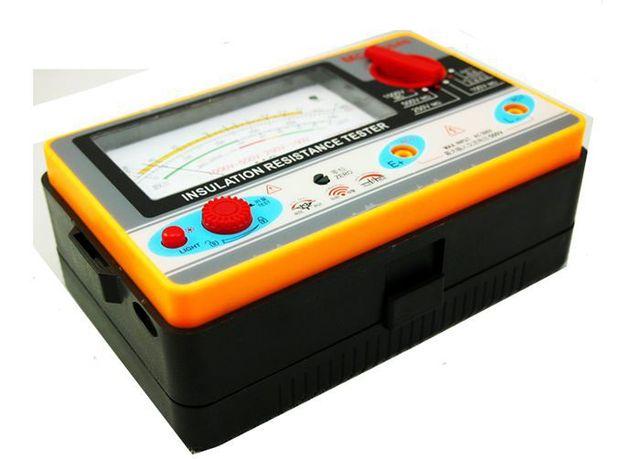 TY6045 (100V-250V-500V-1000V) insulation resistance meter,analog INSULATION TESTER, 0.5-2000M