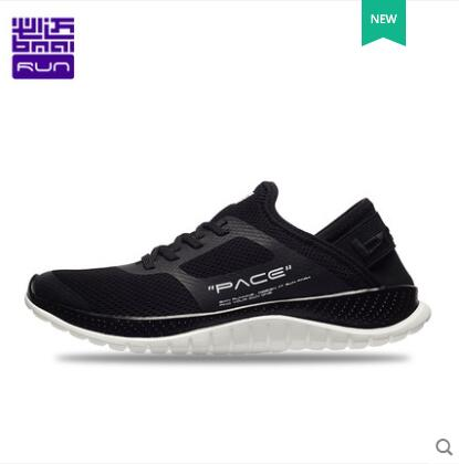 Running Shoes For Men light Breathable Cushioning Sports Shoes Comfortable Athletic Shoes Sneakers 2018 new arrival professional kumpoo unisex shoes badminton light cushioning comfortable sports sneakers for men and women breathable kh 205 l799