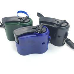 USB телефон аварийное зарядное устройство Multi инструменты туристическое снаряжение Кемпинг DC 6 В 300mA рукоятка путешествия открытый