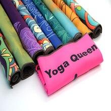 185cm * 63cm Yoga Napkin Naturlig Gummi Yoga Mat Fitness Sport Kropsbygning Øvemåtter Nonslip Yoga Mats Camping Picnic Mat