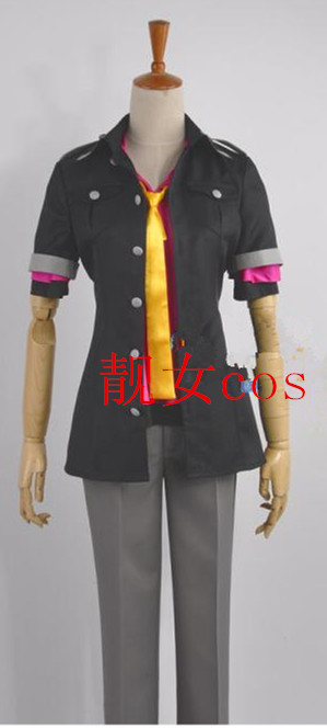 2016 Loki Laevatein cosplay Estate Uniform di Kamigami no Asobi