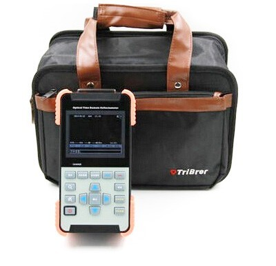 FTTH Tribrer OTDR Fiber Optic Test OTDR AOR-500A 100km 1310/1550nm 28/26dB Optical time-domain reflectometer 3 year warranty