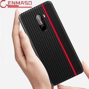 Xiaomi Pocophone F1 Case carbo