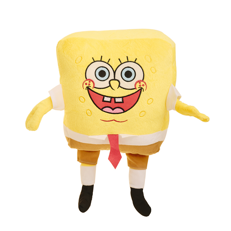 GGS 50cm Sponge bob baby Plush Stuffed Soft hand warm Pillow toys, Gifts for Girls and Children Xmas gift