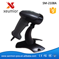 SM-2108 Auto-sensor High Quality USB Portable Laser Barcode Scanner Barcode Reader Code bar Free Shipping Drop Shipment