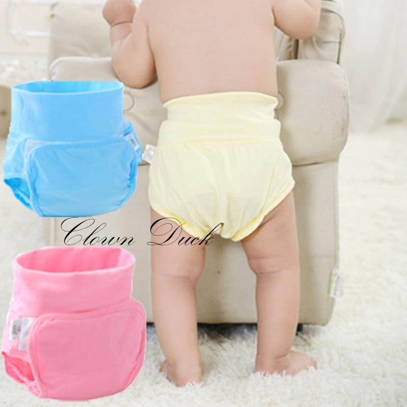 재사용 가능한 아기 기저귀 헝겊 기저귀 - 기저귀 및 화장실 훈련