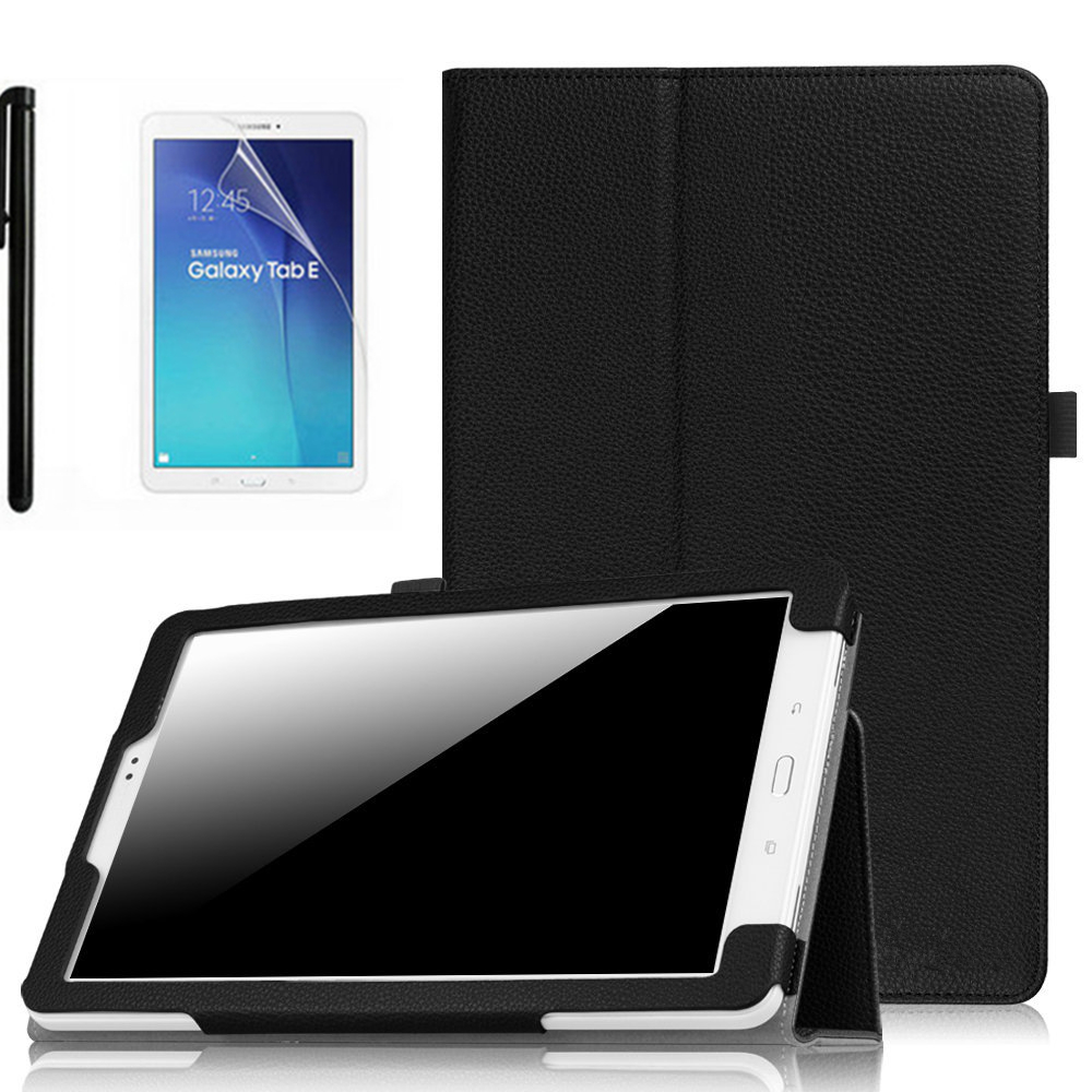 Stand Cover For Samsung Galaxy Tab A 10.1 P580 P585 Case with Auto Sleep / Wake for Samsung P580 With S Pen model